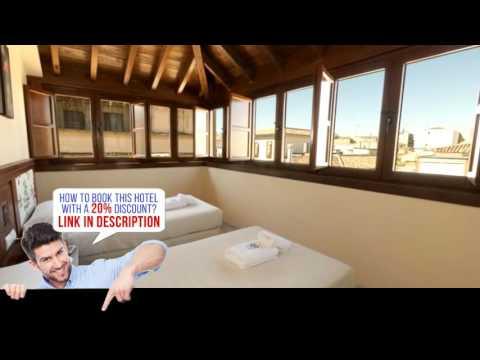 Al-Andalus Apartments, Granada, Spain, Review HD