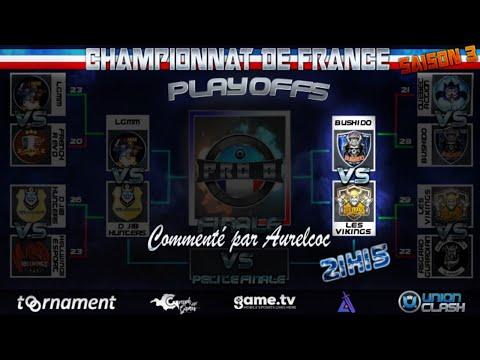 CDF | Les Vikings vs Bushido | Demi Finale