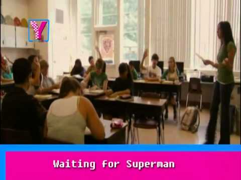 Waiting for Superman Part 6