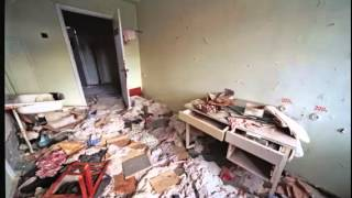 pripyat :  the Chernobyl Ghost town