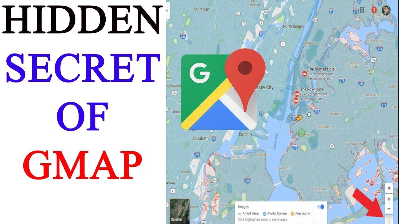 Google Maps New Hidden Feature Google Maps Street View In Urdu
