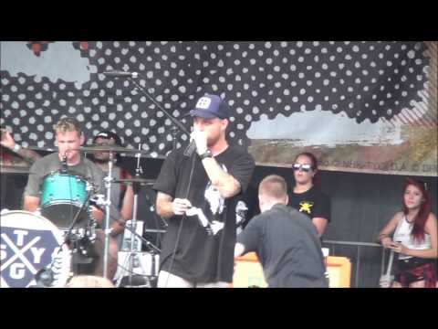 Stick To Your Guns Full Set Live in HD[Warped Tour]
