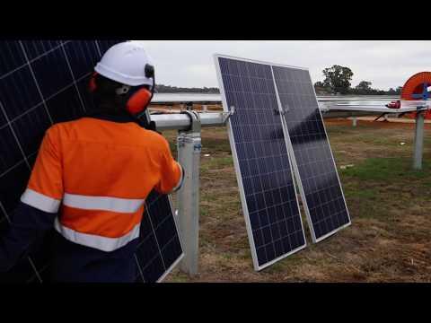 TranEx Solar Company Profile