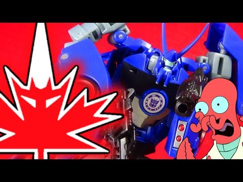 TRANSFORMERS: Robots in Disguise THERMIDOR   Canadia' Reviewer #203
