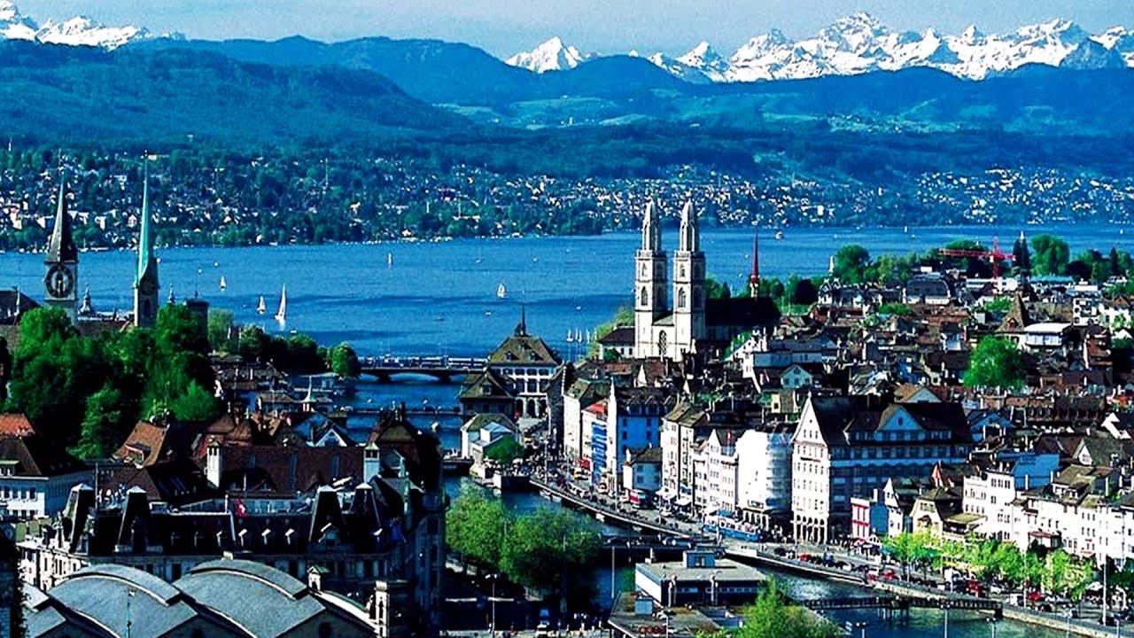 ΖΥΡΙΧΗ-ΕΛΒΕΤΙΑ (ΖURICH-SWITZERLAND) - 2010 - YouTube