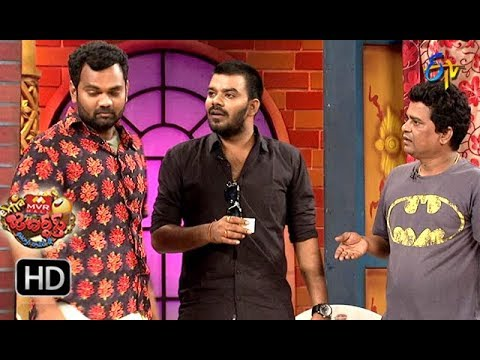 Sudigaali Sudheer Performance | Extra Jabardasth | 28th September 2018 | ETV Telugu