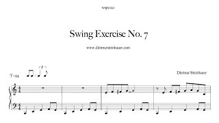 Swing Exercise No. 7