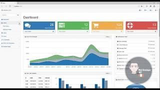 Plantilla Bootstrap en Proyecto ASP.NET MVC