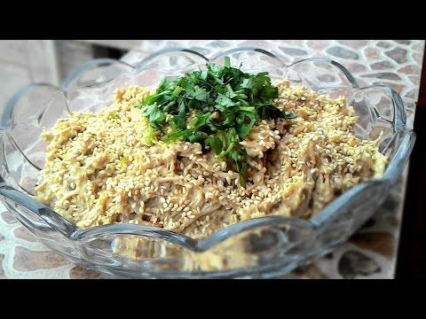 Соус со сметаной для салата