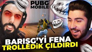 BARIŞ G yi KIZ SESİ İLE TROLLEDİK, (İNANDI) - Pubg Mobile