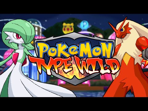 Pokémon Type Wild | The Real Pokémon Z!
