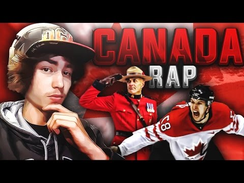 THE CANADA RAP!!