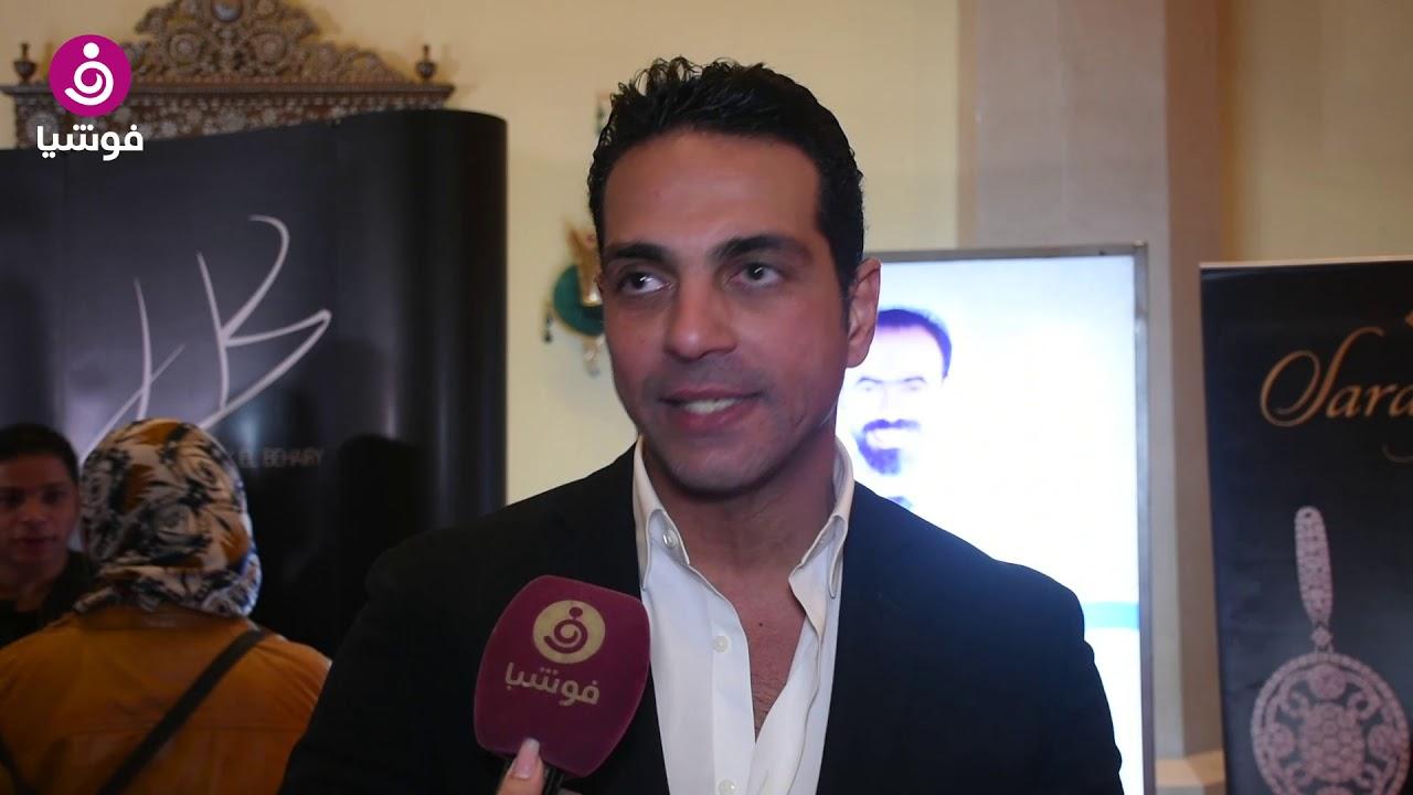 هاني أبو النجا: مشروع زواجي بعد نيللي كريم لم ينجح.. وأبحث عن امرأة!