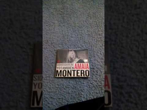 Amaia Montero Si Dios Quiere Yo También Unboxing