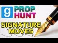 Signature Moves (Garry's Mod Prop Hunt)