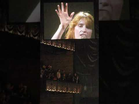 Cosmic Love Florence and the Machine October 5, 2018 The Anthem Washington DC