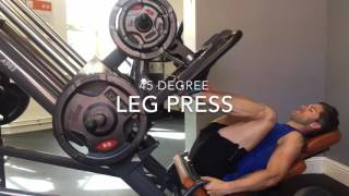 Gym Workout Routine - Leg Day | Darren Kennedy