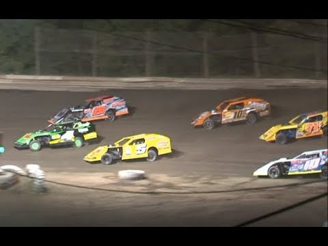 Hilltop Speedway Modified Feature 6-21-2019
