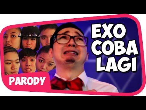 EXO - Call Me Baby PARODI K-POP !!!
