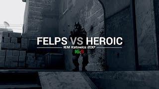 IEM Katowice: Felps vs Heroic