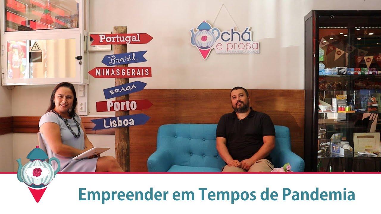 EMPREENDER EM TEMPOS DE PANDEMIA - PORTUGAL