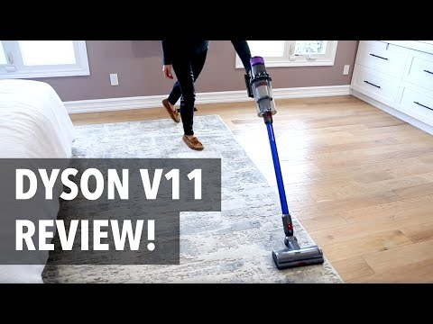 Everything You Need to Know About the Dyson V11 Stick Vacuum