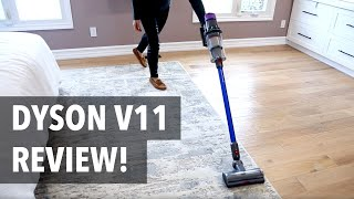 Everything You Need to Know About the Dyson V11 Stick Vacuum!