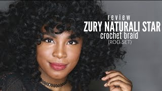 Full crochet wig -  just 1 PACK OF HAIR (Zury Collection)