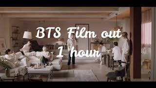 BTS Film out 1hour フィルムアウト 1時間