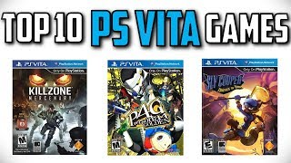10 Best PS Vita Games In 2019