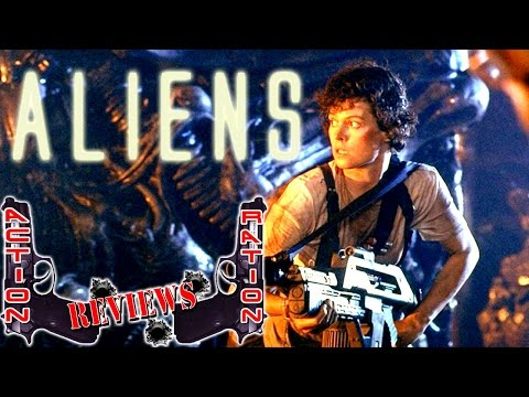 ALIENS 1986: A DEBATE! | Action Movie Review (Alien Isolation Gameplay)