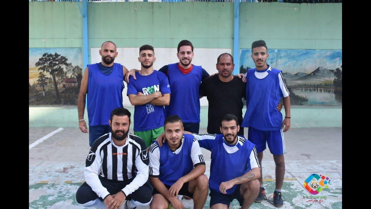 """*المباراة الـ 15 من دورة """"الاصدقاء"""" لكرة القدم* #موقع_البص  WWW.ALBUSS.NET"""