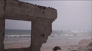 الإحتباس الحراري يهدد الساحل السنغالي – science  15-6-2015