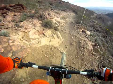 Nevada State Championship -Bootleg Canyon 2014