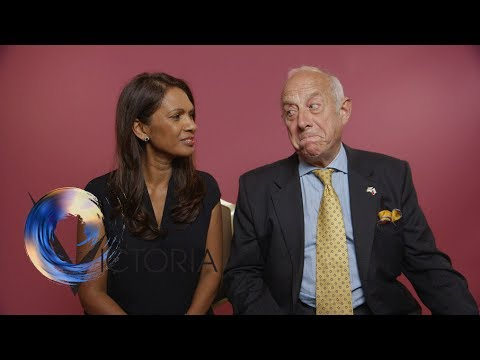 Election blind dates: Gina Miller and Godfrey Bloom - BBC News