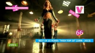 "VTV Top 100 Best of 15 Years ""High Top 10"" 1998-2013 (Part 4 70 - 61)"