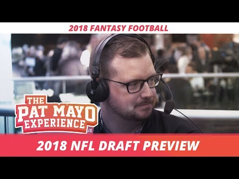 2018 NFL Draft Preview with Matt Miller