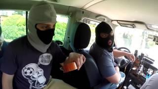 Kawalerski Gintra - porwanie