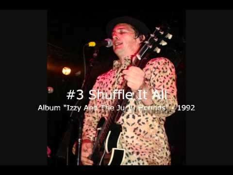 Izzy Stradlin - Best Songs - Top Ten 1992 - 2010