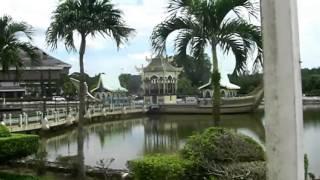 La reggia del sultano del Brunei