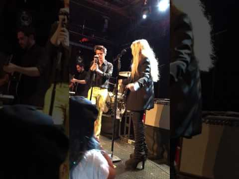Leather and Lace  Harry Styles and Stevie Nicks  at The Troubadour