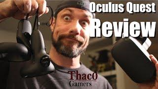 Oculus Quest Review | Better than Rift & Vive? | Best VR Option?