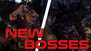 Black Desert Online - NEW World Bosses and Boss Gear!