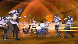 Naruto shippuden ultimate ninja impact all updates
