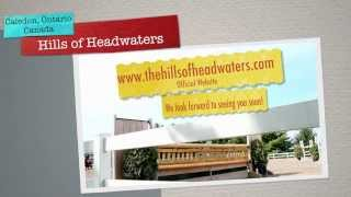 The Town of Caledon, Ontario. Hills of Headwaters Tourism Production.