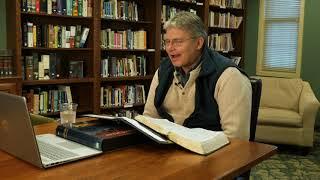 Mike James Study 3-24-20