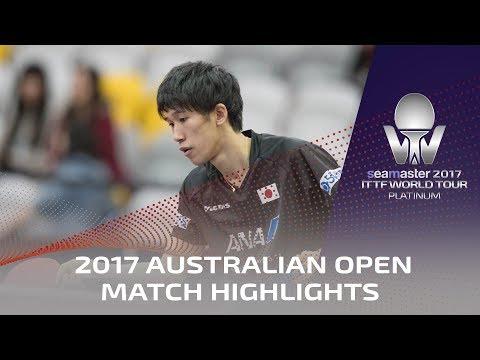 Ishikawa Kasumi vs Chen Xing Tong - Australia Open 2017 | Doovi