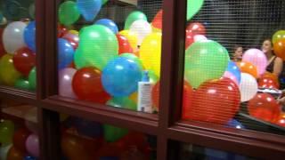 2015 MSA Senior prank in progress