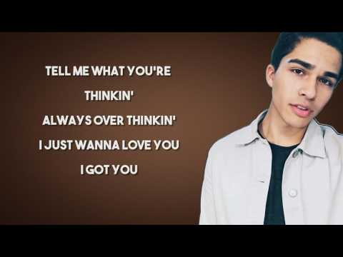 Bebe Rexha : I Got You - Lyrics // Alex Aiono Cover