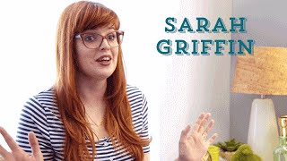 epic author facts sarah griffin   spare and found parts